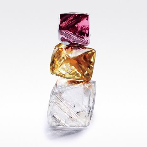 Kim cương màu - Fancy Color Diamond